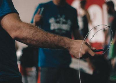 Ausdauertraining - Seilchenspringen - Rope - Boxen