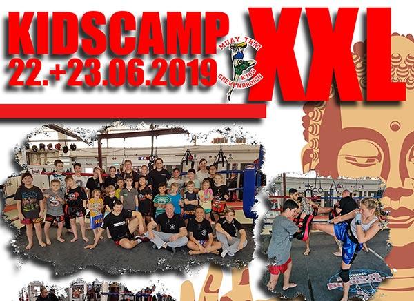 XXL-Kids-Camp im Juni 2019