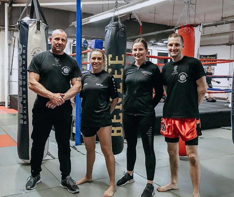Das Kampfsportcenter bildet sich weiter