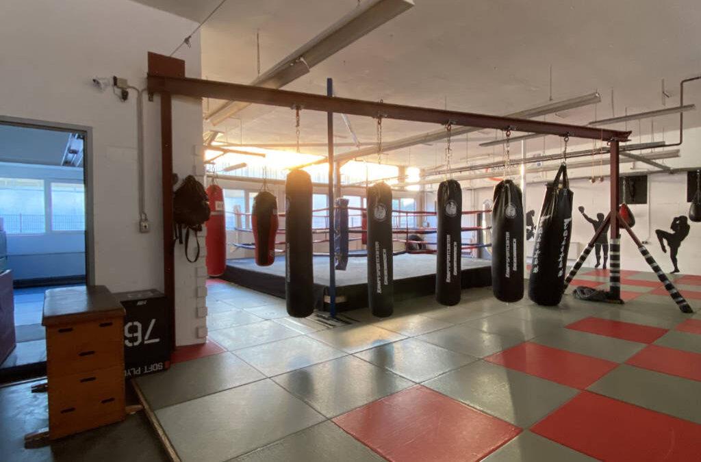 Open Gym im Kampfsportcenter Grevenbroich!